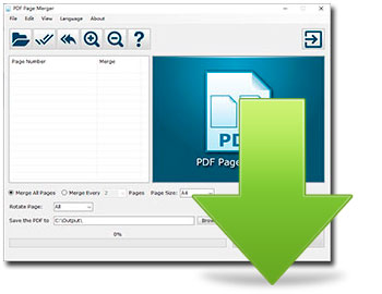 Download PDF Page Merger to Merge PDF Pages